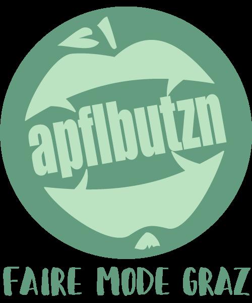 Logo Apflbutzn FaireModeGraz