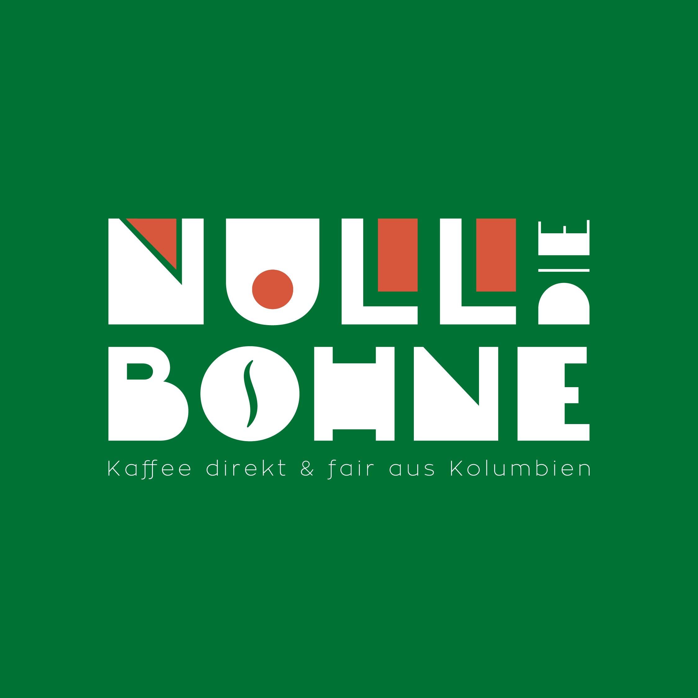 Logo Nulldiebohne - Café Comam