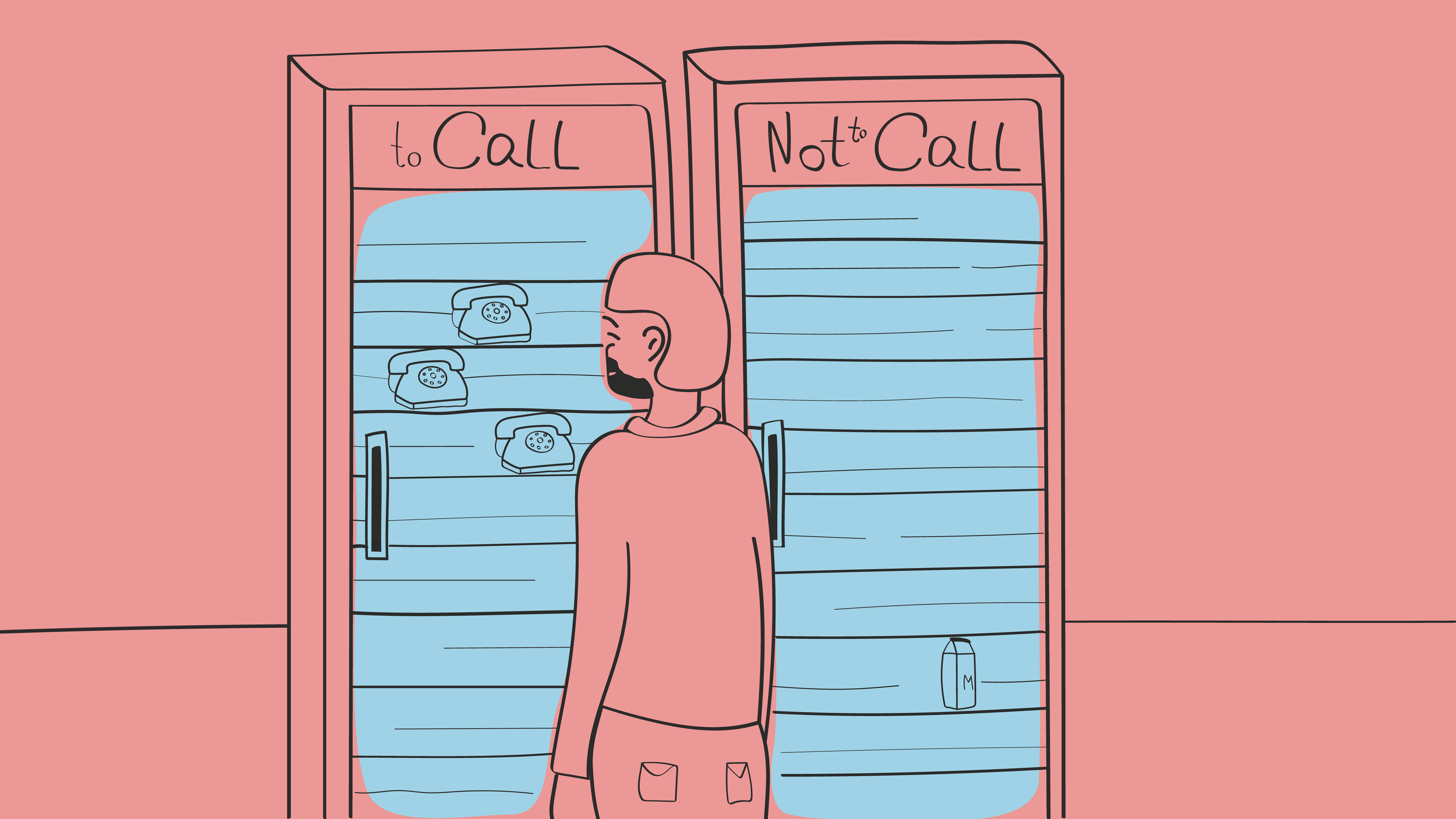 To-call-or-not-to-call