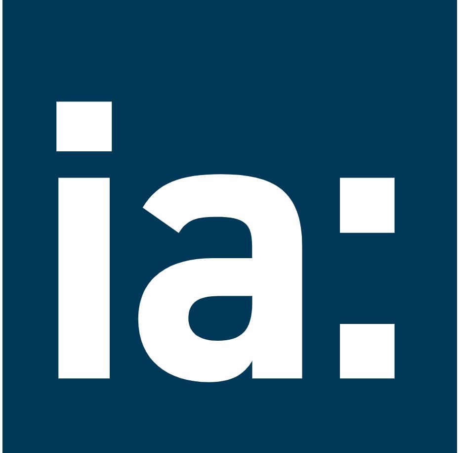 ia: industrial analytics GmbH