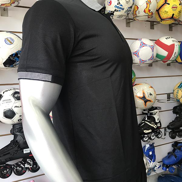 Áo thể thao nam Colo đen hình 3