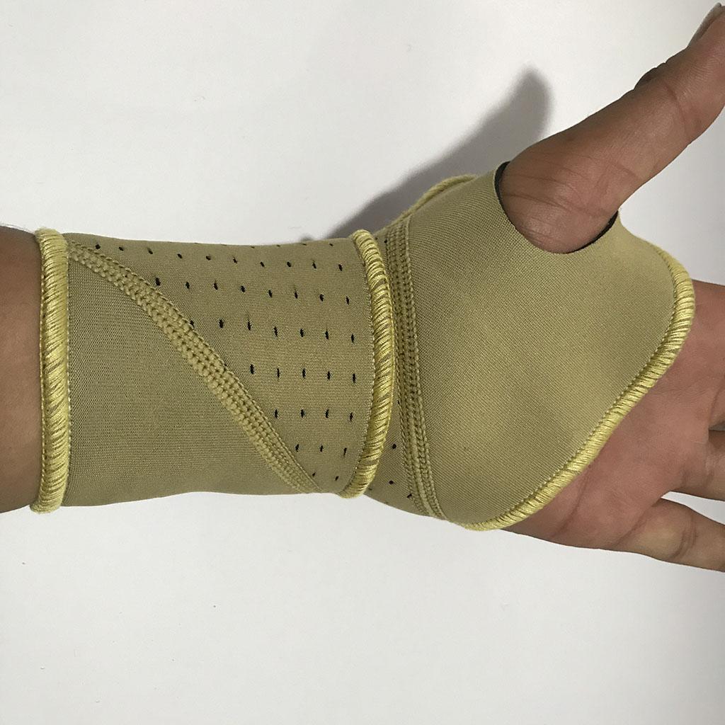 Băng cổ tay dán PJ 906 hình 3