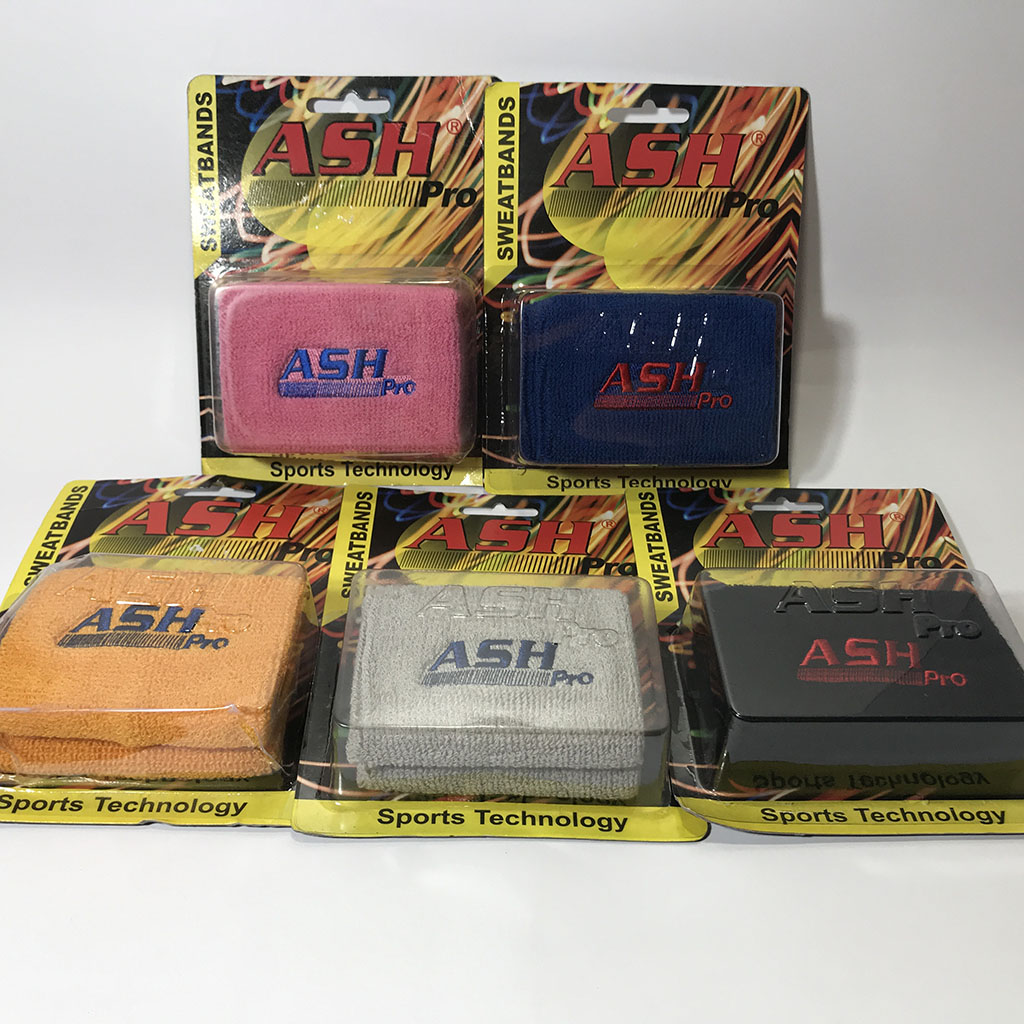 Băng tay chặn mồ hôi ASH lớn hình 1