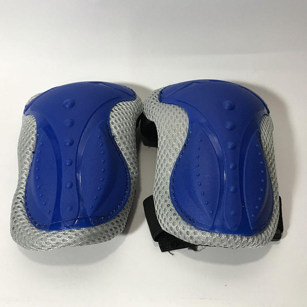 Bộ bảo hộ trượt patin lớn (xanh) hình 3