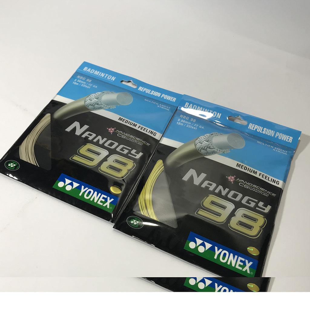 Cước đan vợt cầu lông Nano98 hình 4