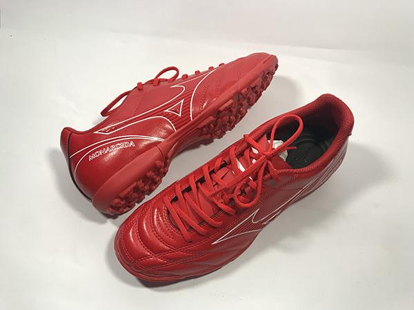 Giày đá bóng Mizuno Monarcida FS AS đỏ hình 3