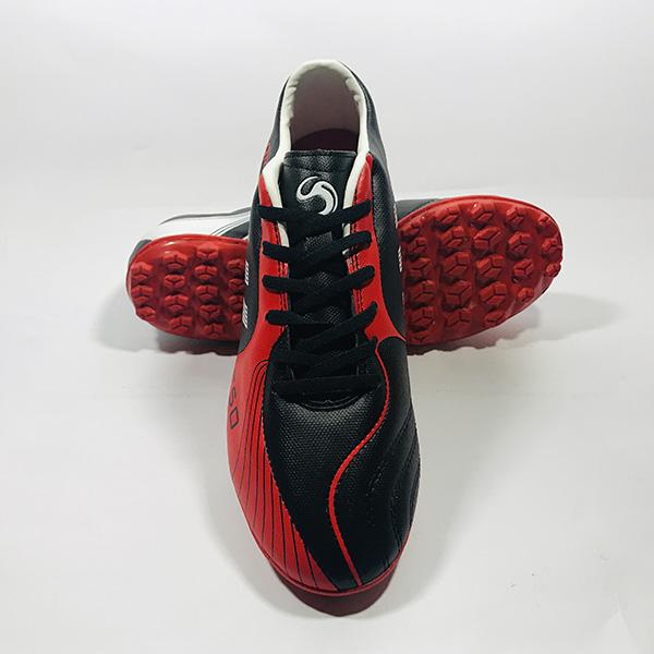 Giày đá bóng sân cỏ nhân tạo Adizuro đ.đỏ hình 1