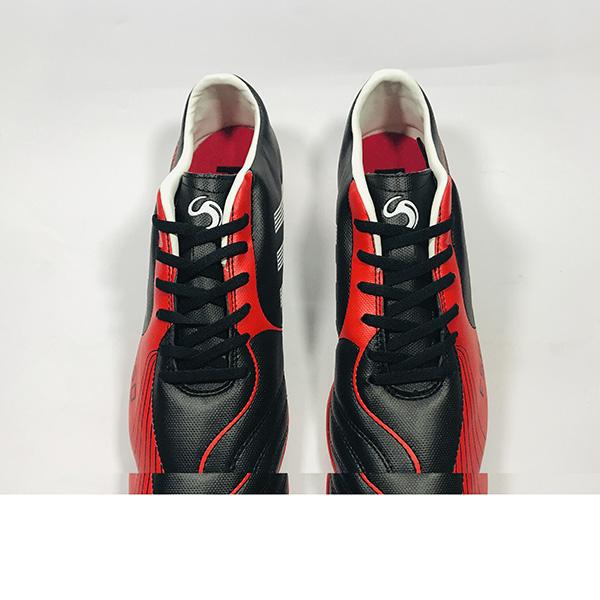 Giày đá bóng sân cỏ nhân tạo Adizuro đ.đỏ hình 4