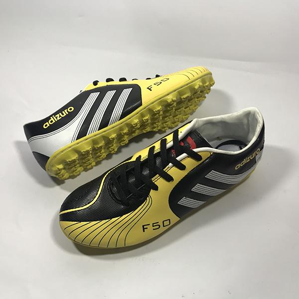 Giày đá bóng sân cỏ nhân tạo Adizuro đ.vàng hình 3