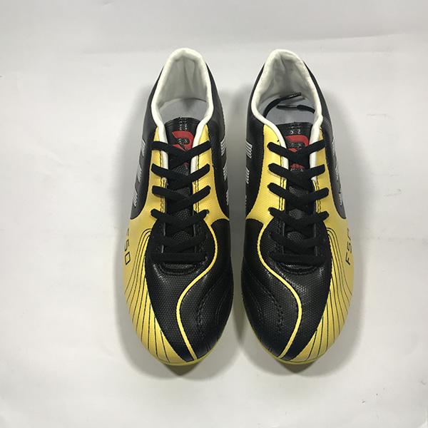 Giày đá bóng sân cỏ nhân tạo Adizuro đ.vàng hình 4