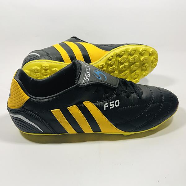 Giày đá bóng sân cỏ nhân tạo F50 đ.vàng hình 2