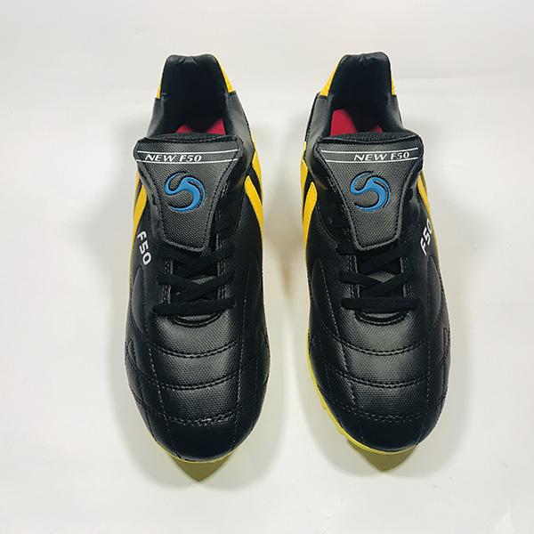 Giày đá bóng sân cỏ nhân tạo F50 đ.vàng hình 4