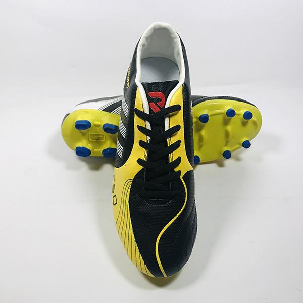 Giày đá bóng sân cỏ tự nhiên Adizuro đ.vàng hình 3