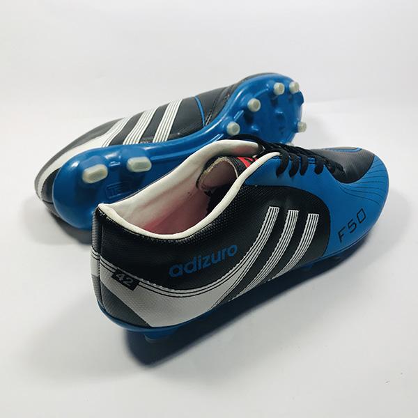 Giày đá bóng sân cỏ tự nhiên Adizuro đ.xd hình 2