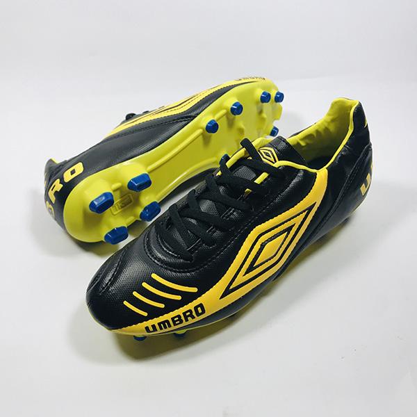 Giày đá bóng sân cỏ tự nhiên Umbro đ.vàng hình 1