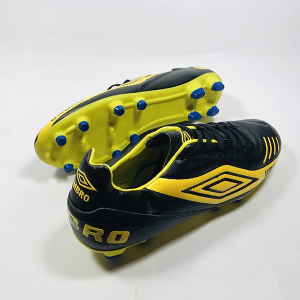 Giày đá bóng sân cỏ tự nhiên Umbro đ.vàng hình 2