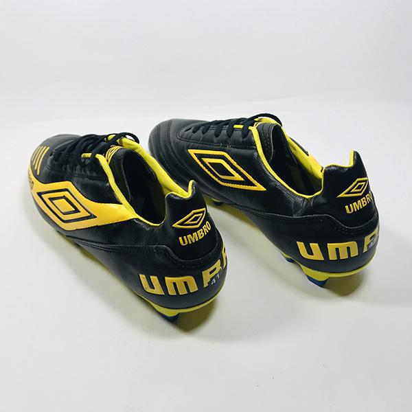 Giày đá bóng sân cỏ tự nhiên Umbro đ.vàng hình 3