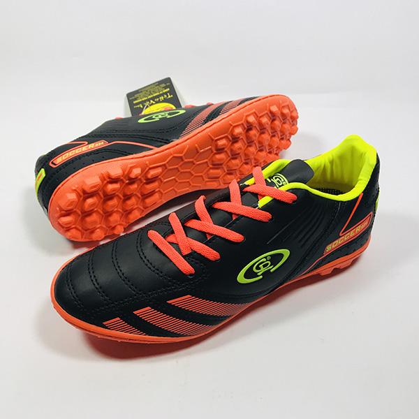 Giày đá bóng trẻ em CP 024 đen hình 1