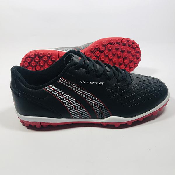 Giày Pan Vigor 8 TF đen hình 1