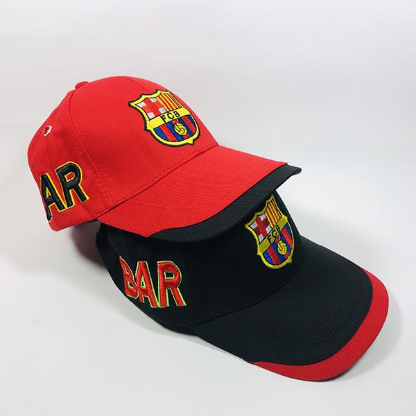 Nón CLB Barcelona hình 1