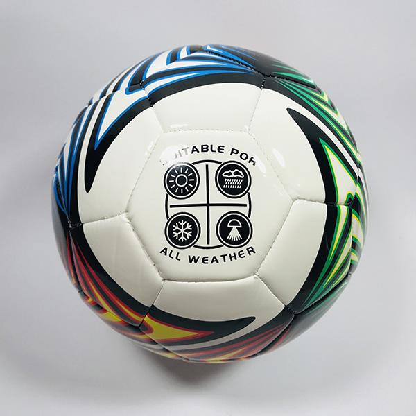 Quả bóng đá Ebet số 4 hình 2