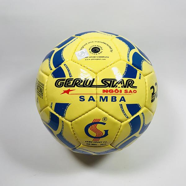 Quả bóng đá Geru Samba số 4 hình 1