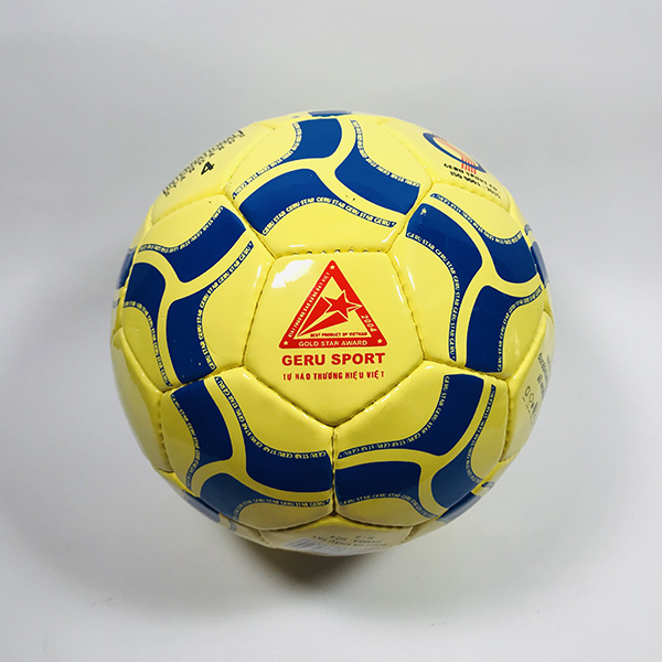 Quả bóng đá Geru Samba số 4 hình 2