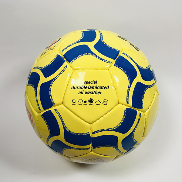 Quả bóng đá Geru Samba số 4 hình 4