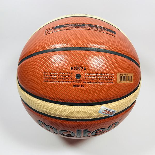 Quả bóng rổ Molten GN7X số 7 hình 2