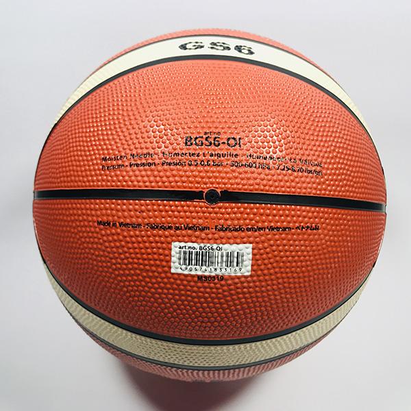 Quả bóng rổ Molten GS6 số 6 hình 3