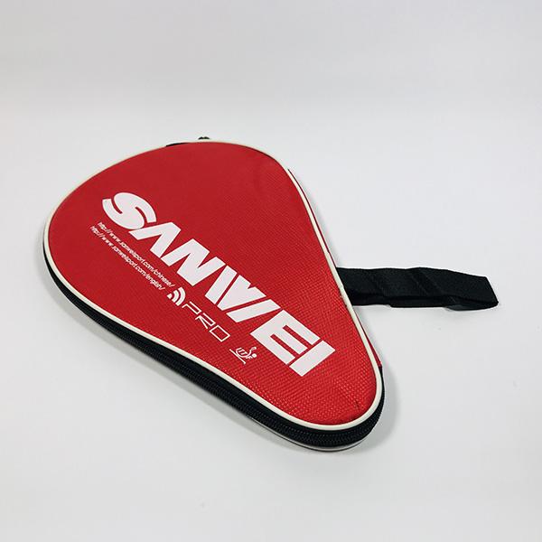 Túi Vợt bóng bàn Sanwei giọt nước hình 1