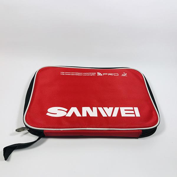 Túi Vợt bóng bàn Sanwei vuông hình 1