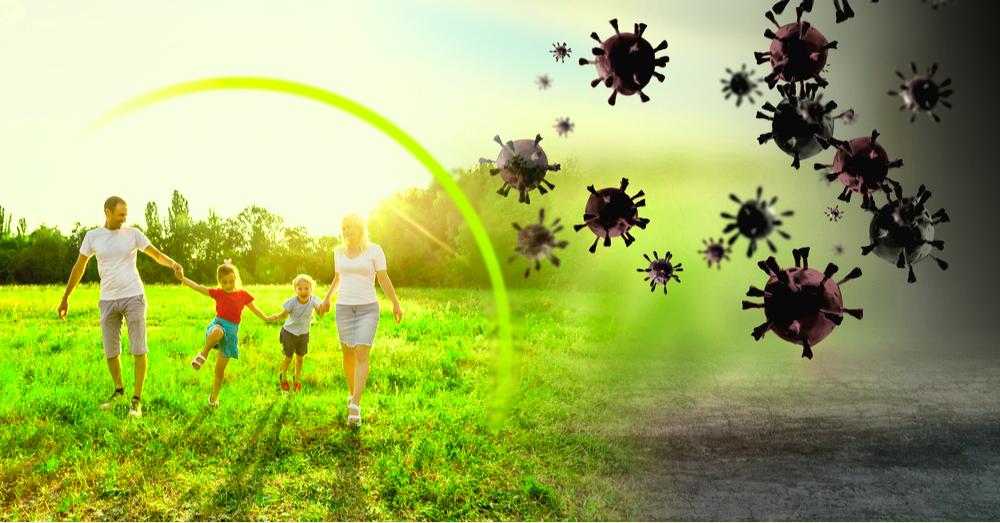 immunsystem stärken kinder familie