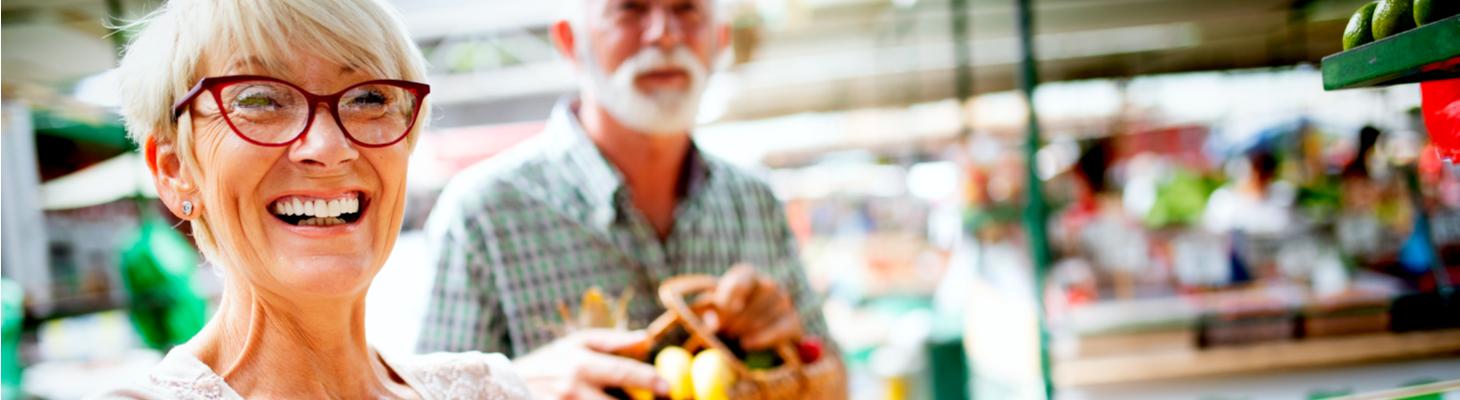 gesunde ernährung im alter einkaufen