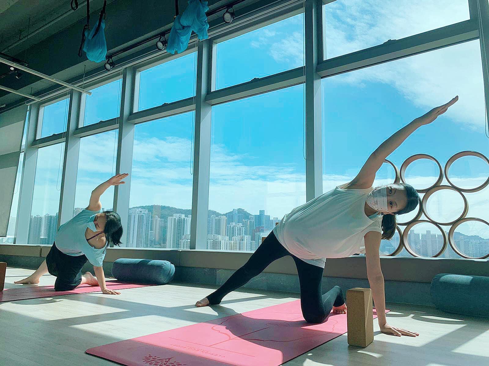 Zenith Yoga Class 六折優惠