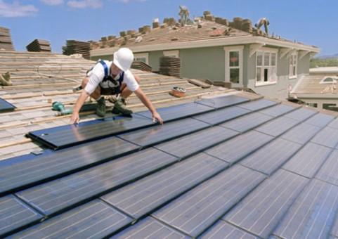 solar roof tiles
