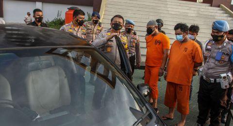Sempat Viral, Oknum Perwira Polisi Nyabu dalam Mobil Akhirnya Ditangkap