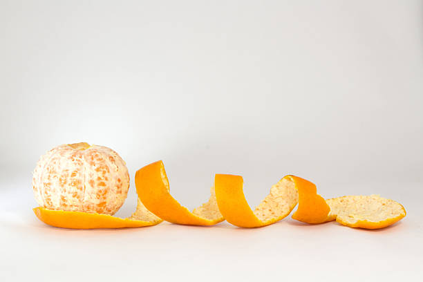 làm đẹp từ vỏ cam