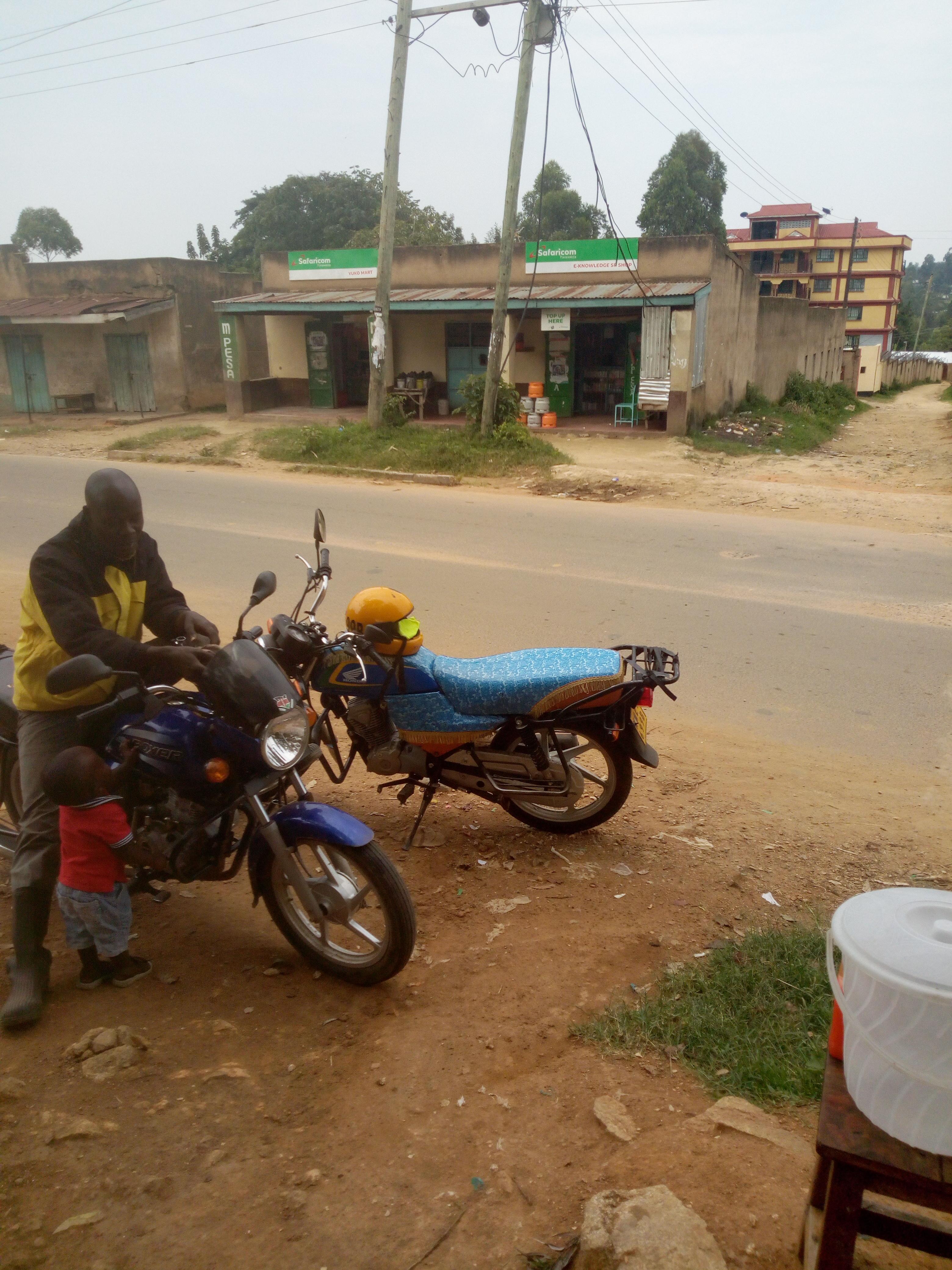 Ride image by Nobert nganga