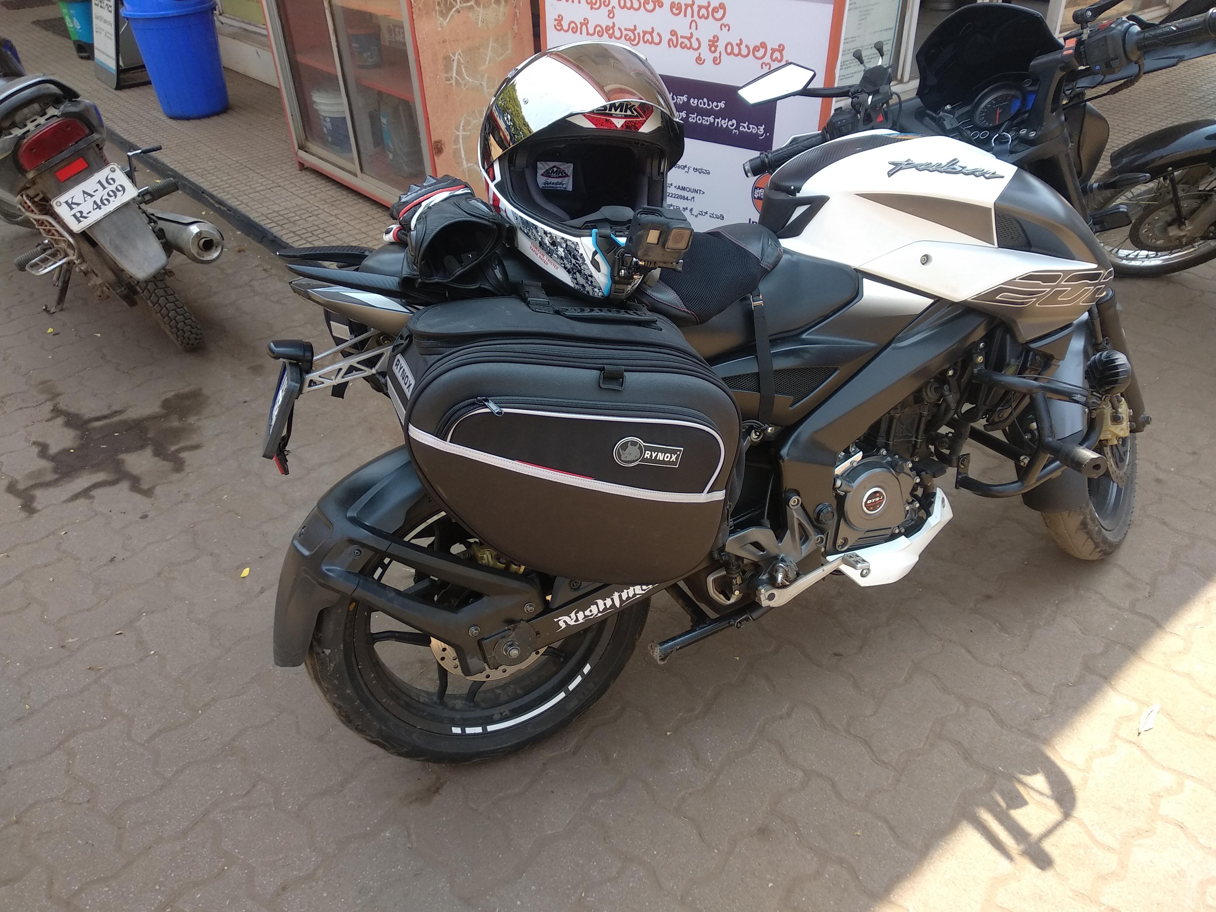 Ride Image by Suraj Kamath