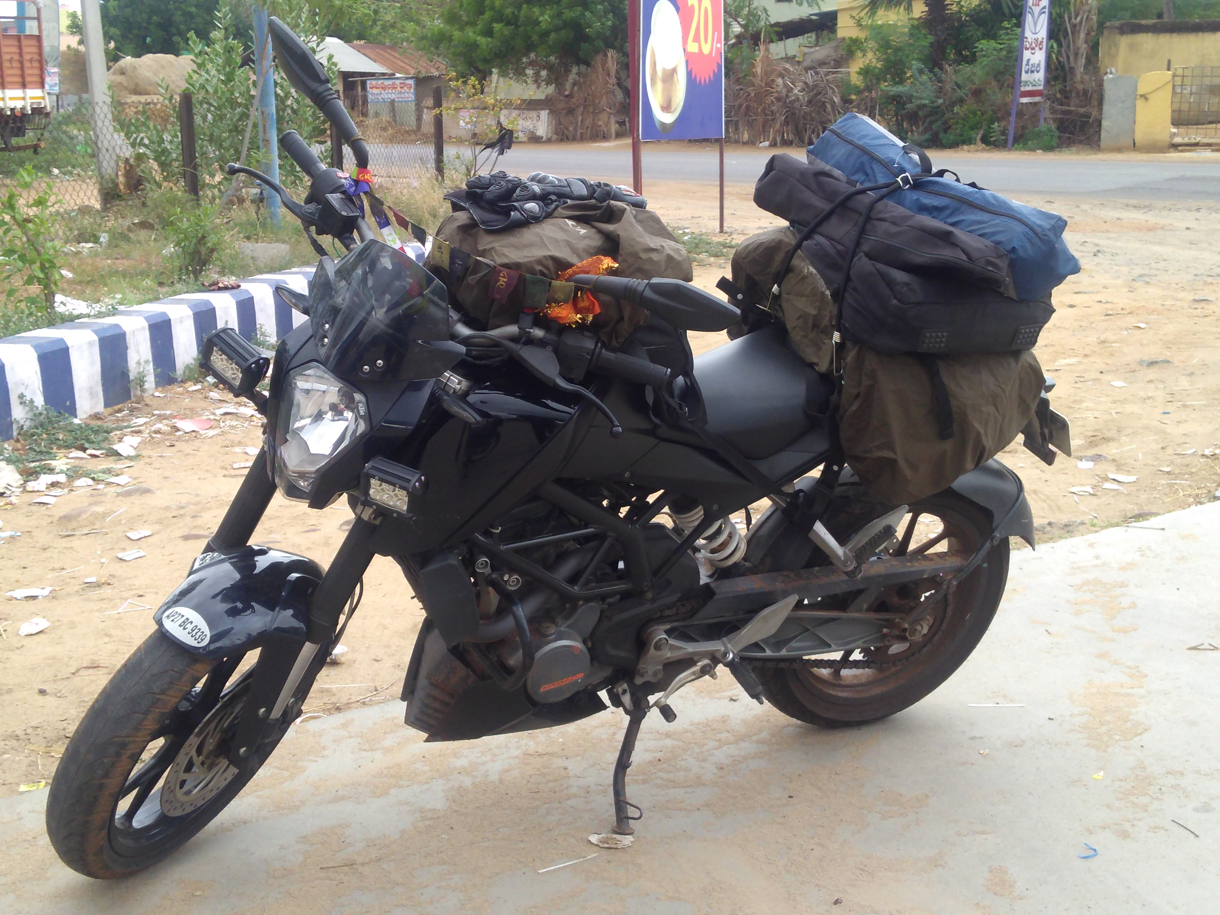 Ride Image by Sai charan Thej