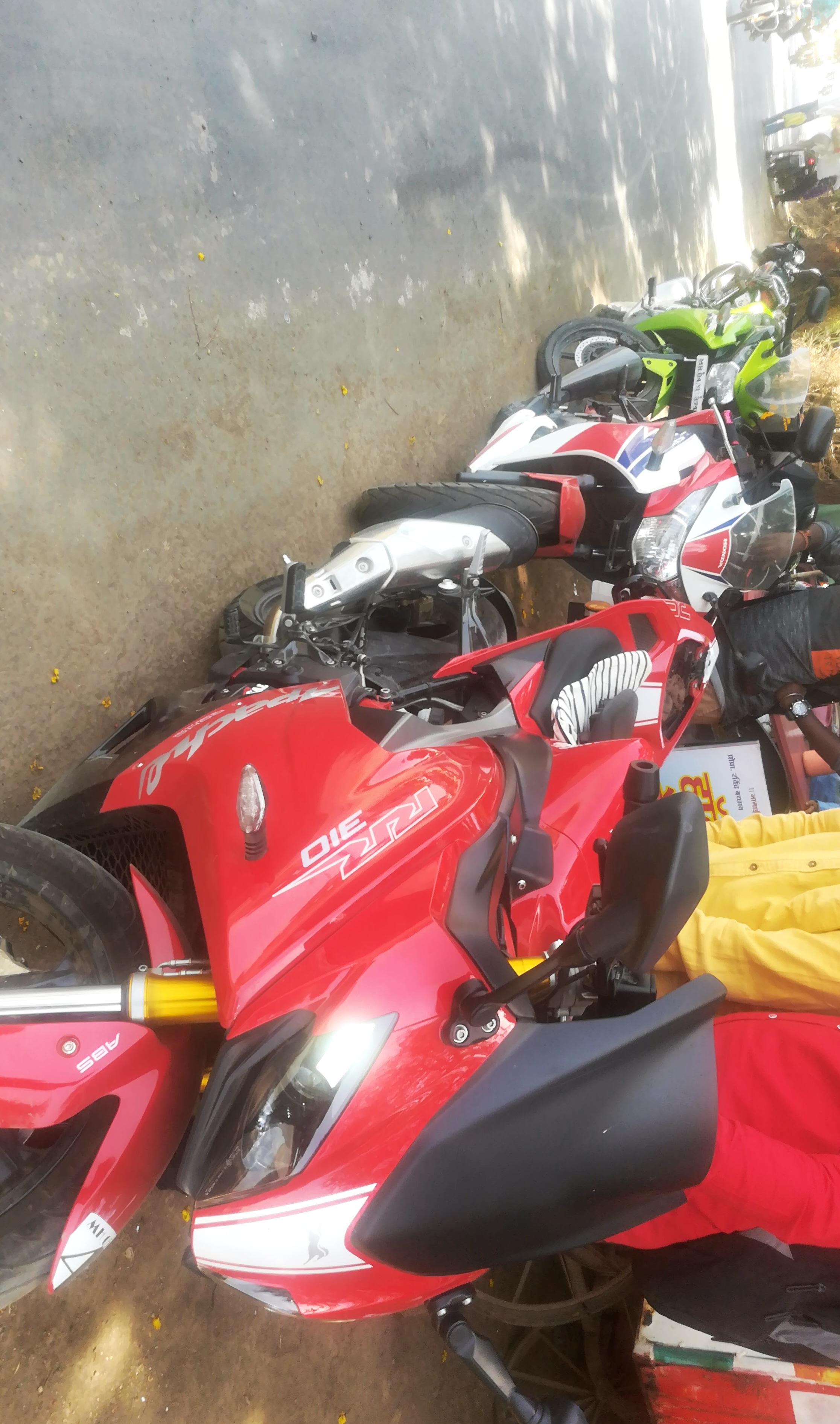 Ride image by Fayaz Jamadar