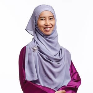 Obstetrician & Gynaecologist Specialist Dr Arifah Mohd Amin @ Hamim