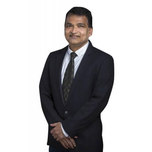 Dr Suresh George Nainan
