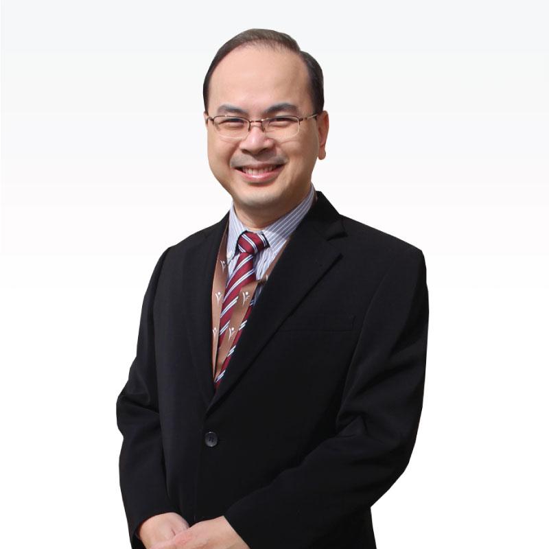 Dr Benedict Sim Lim Heng