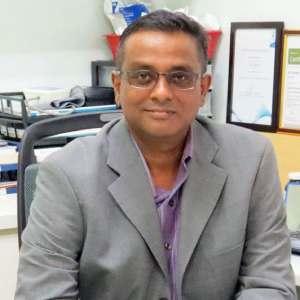 Orthopedic Surgeon Specialist Dr Gunalan Nalliah