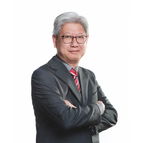 Haematology Specialist Dr Yeoh Seok Ching, Rudy