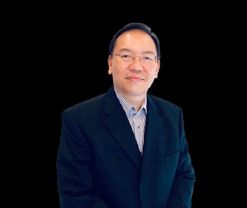 Respiratory Medicine Specialist Dr Daniel Lee Keat Chye