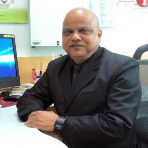 Dr Bishnu Charan Pattnaik