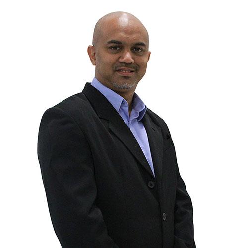 Dr Melvin Kandasamy